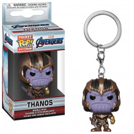 Avengers: Endgame - brelok Thanos (Pocket Pop! Keychain)