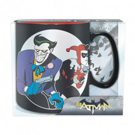 Batman - Joker i Harley Quinn kubek 460 ml