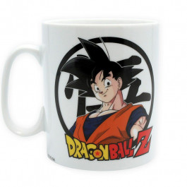 Dragon Ball Z - kubek Son Goku & Super Saiyanin