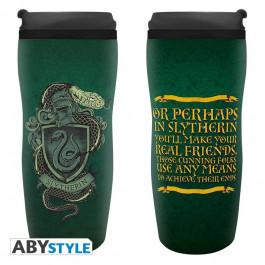 Harry Potter - Slytherin - travel mug