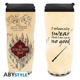 Harry Potter - Mapa Huncwotów - travel mug