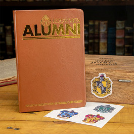 Harry Potter - Notes Hogwarts Alumni