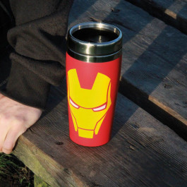 Kubek Iron Man - Travel Mug