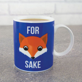 Kubek For Fox Sake
