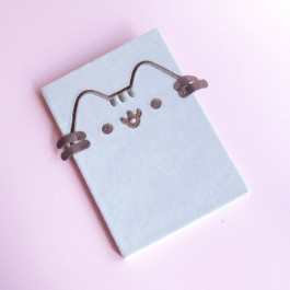 Pusheen - pluszowy notes