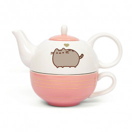 Pusheen - zestaw do herbaty Tea For One