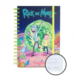 Rick and Morty - notes Portal