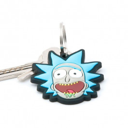Rick and Morty - Brelok Rick Crazy Smile
