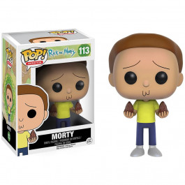 Rick and Morty - figurka Morty z nasionami megadrzew (Funko Pop! nr 113)