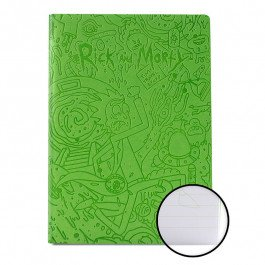 Rick and Morty – notes Run Rick