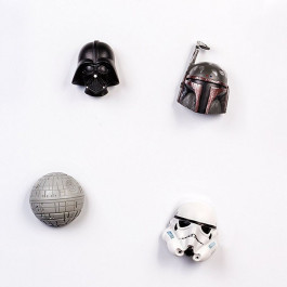 Star Wars - Magnesy 3D