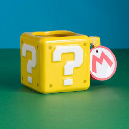 Super Mario - Kubek Question Block