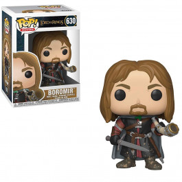 The Lord of the Rings - figurka Boromir z Rogiem Gondoru (Funko Pop! nr 630)