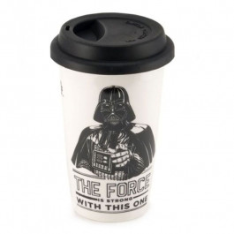 The Force is strong with this One - Ceramiczny Travel Mug