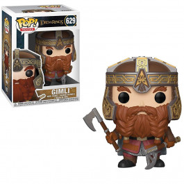 The Lord of the Rings - figurka Gimli (Funko Pop! nr 629)
