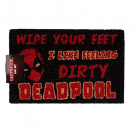 Wycieraczka Deadpool - Dirty Deadpool