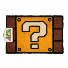 Wycieraczka Super Mario - Question Block