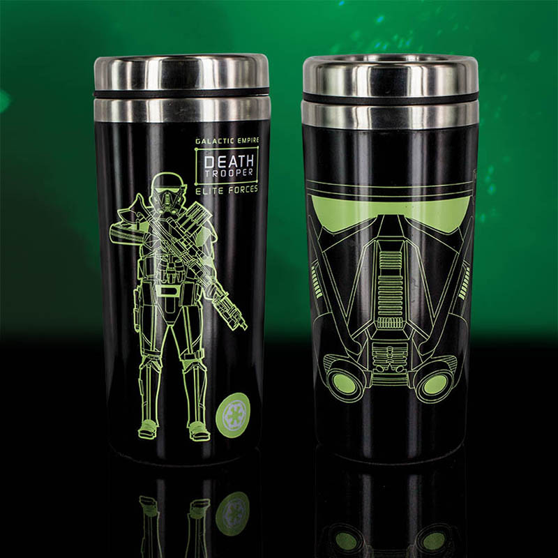 Death Trooper - Travel Mug