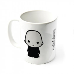 Harry Potter - kubek Lord Voldemort Kawaii