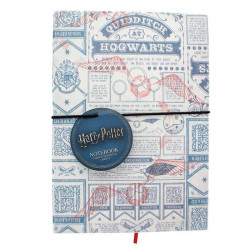 Harry Potter - Notes wielbiciela Quidditcha