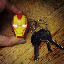 Iron Man - Brelok LED