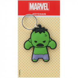 Marvel Kawaii - Brelok Hulk