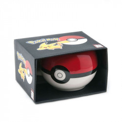 Pokemon – Pokeball kubek 3D