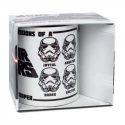"Star Wars - kubek ""Expressions of a Stormtrooper"""