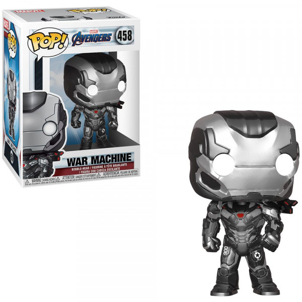 Avengers: Endgame - figurka War Machine (Funko Pop! nr 458)