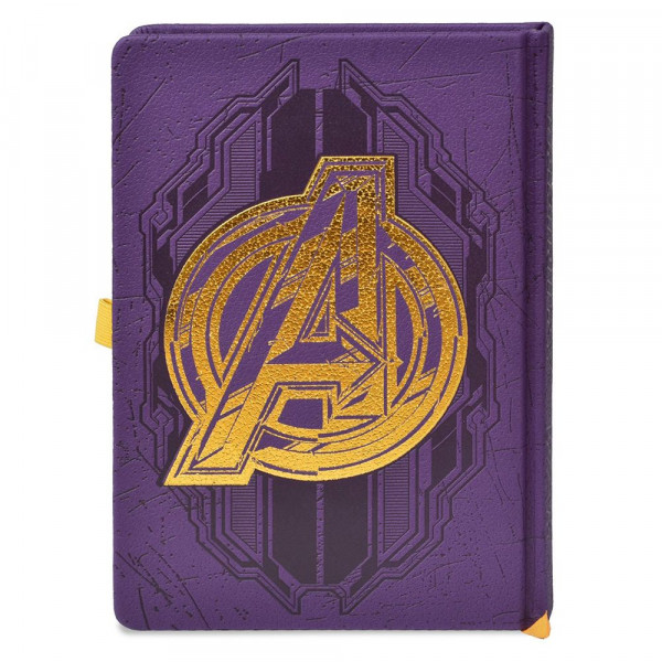 Avengers - Notes Led - Infinite Power