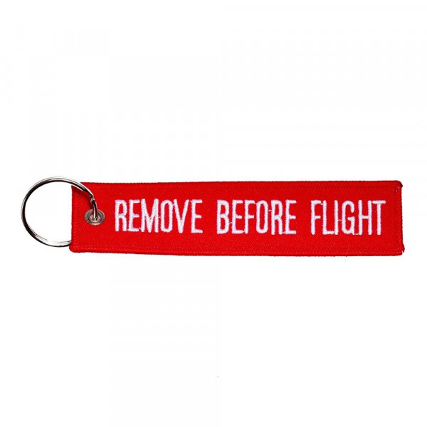 Brelok - Remove Before Flight