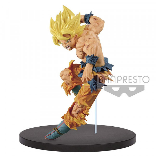 Dragon Ball - Son Goku Super Sayanin figurka Banpresto