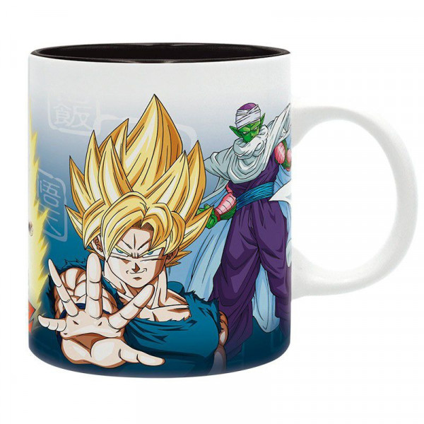 Dragon Ball Z - kubek Son Goku, Super Saiyanie & Piccolo