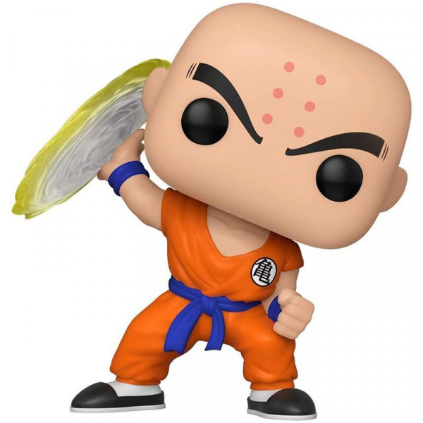Dragon Ball Z - figurka Krillin with Destructo Disc (Funko Pop! nr 706)