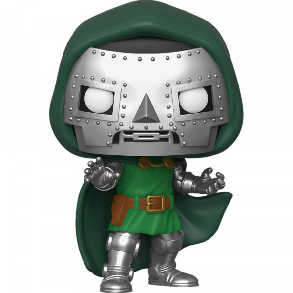 Fantastic Four - figurka Doctor Doom (Funko Pop! nr 561)
