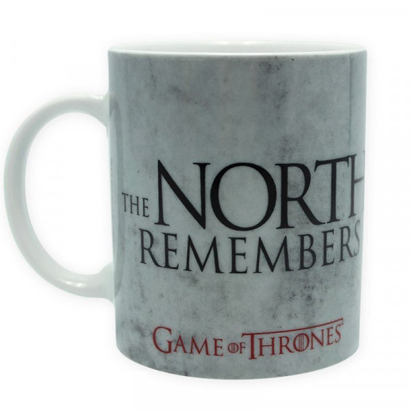 Gra o Tron - kubek The North Remembers
