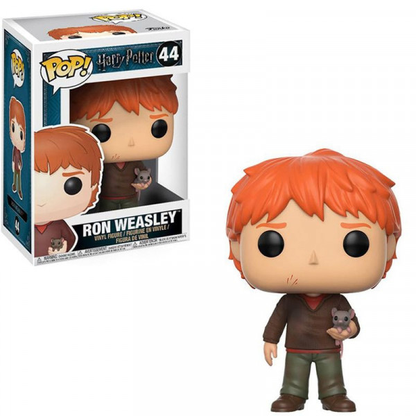 Harry Potter - figurka Ron i Parszywek (Funko Pop! nr 44)
