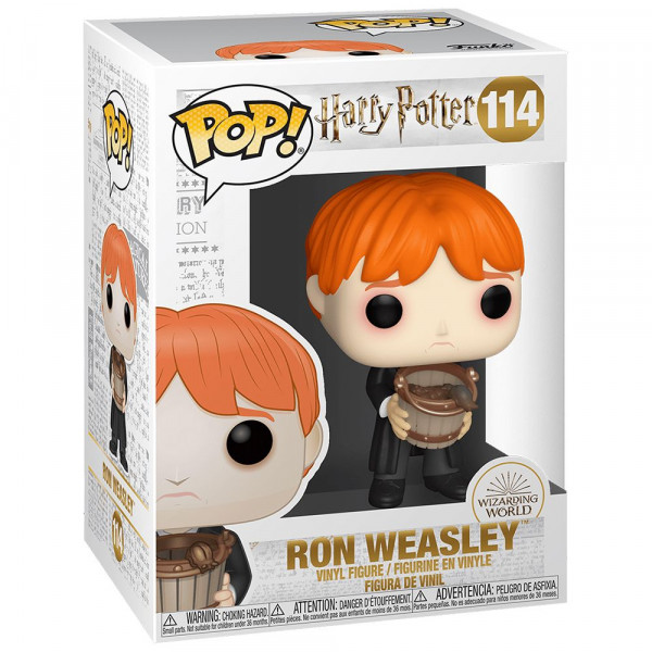 Harry Potter - figurka Ron Weasley (Puking Slugs) (Funko Pop! nr 114)