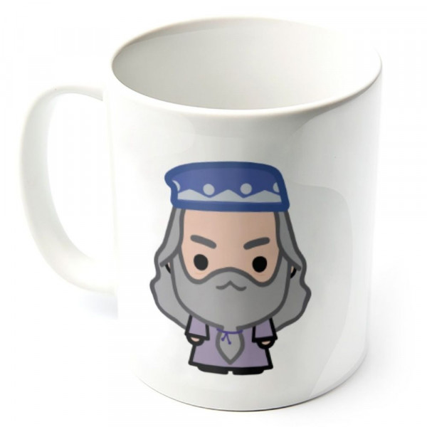 Harry Potter - kubek Albus Dumbledore (Chibi)