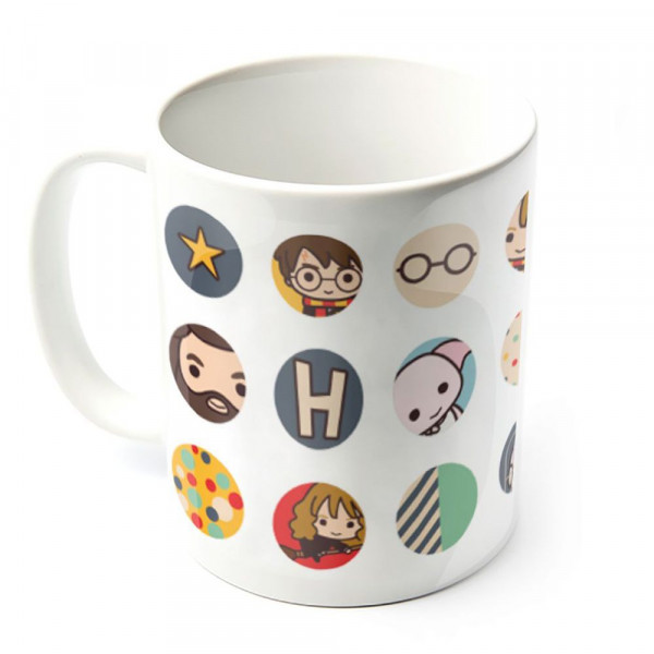 "Harry Potter - kubek kawaii ""Circles"""