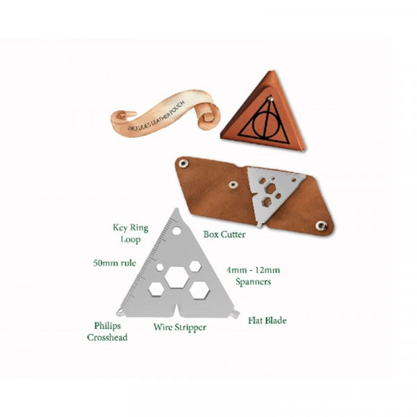Harry Potter - multitool Insygnia Śmierci