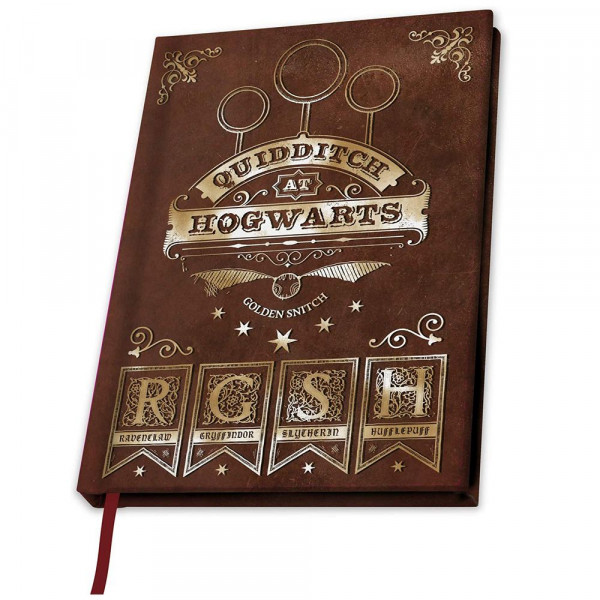 Harry Potter - Notes Quidditch at Hogwarts