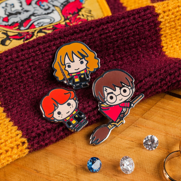 Harry Potter - przypinka Harry