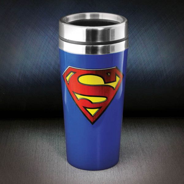 Kubek Superman - Travel Mug