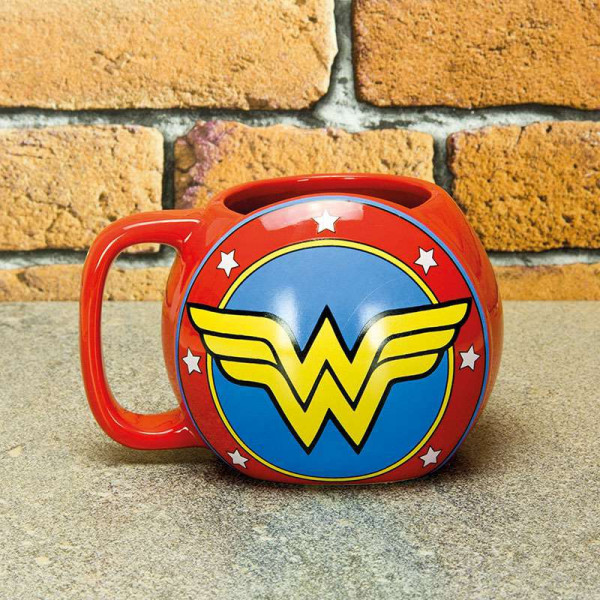 Kubek Tarcza Wonder Woman