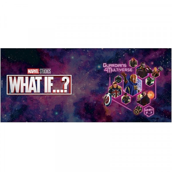 Marvel: What If…? - kubek Guardians of the Multiverse