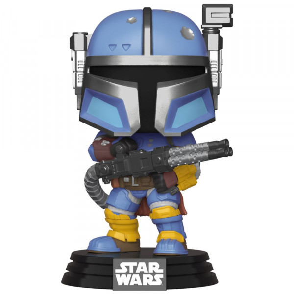 Star Wars: The Mandalorian - figurka Heavy Infantry Mandalorian (Funko Pop! nr 348)