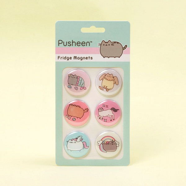 Pusheen - Magnesy Mythical