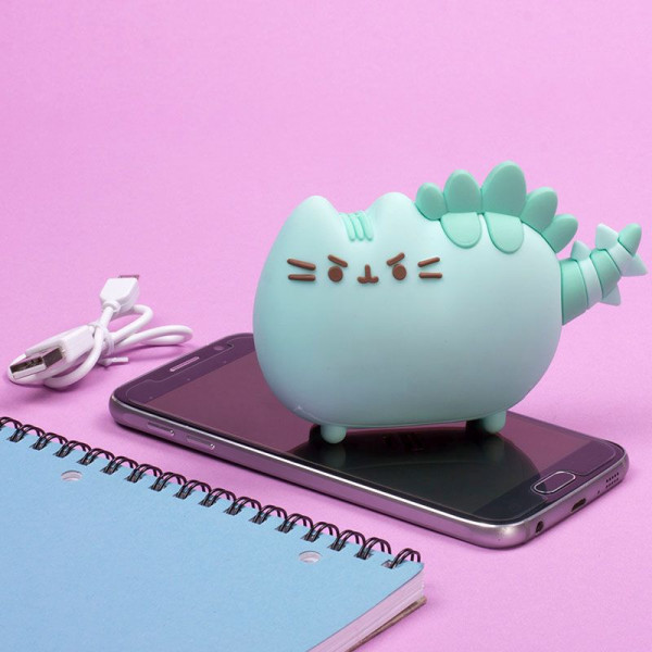 Pusheen - Pusheenosaurus Powerbank