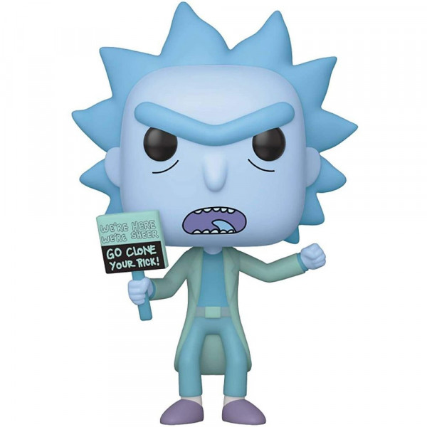 Rick and Morty - figurka Hologram Rick Clone (Funko Pop! nr 659)